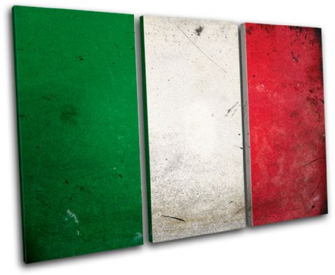 Abstract Italian Italy Maps Flags - 13-1173(00B)-TR32-LO